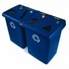 RUBBERMAID Glutton® Recyclingstation